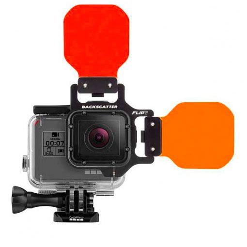 Backscatter Flip 7 - Pack de 3 filtres de plongée pour GoPro