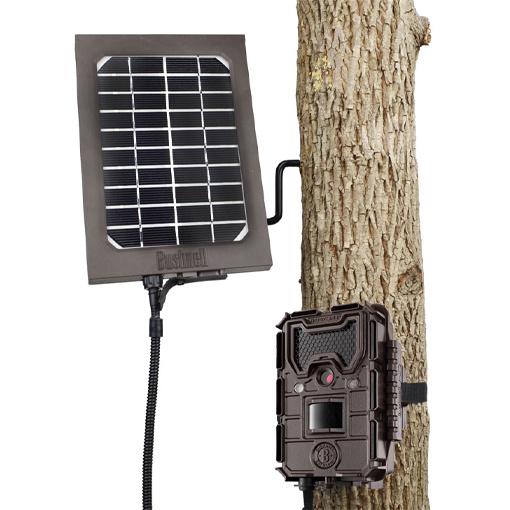 Panneau solaire pour caméras Bushnell