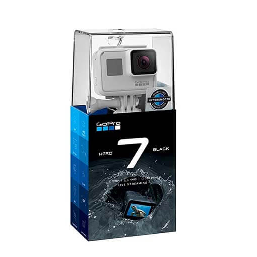 GoPro HERO7 Black Dusk White Limited Edition