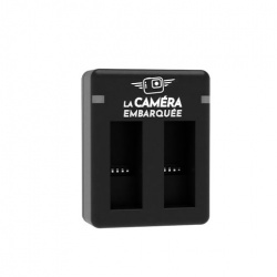 Dual Chargeur LCE pour GoPro HERO/5/6/7/8