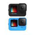 Housse de protection Telesin Silicone - GoPro HERO9
