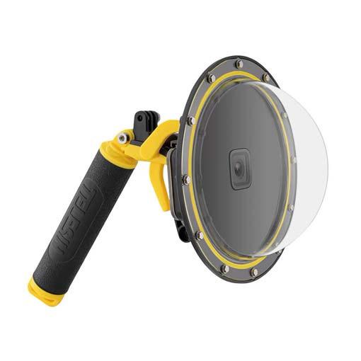 Dôme étanche Telesin pour GoPro HERO9 et et HERO10 Black