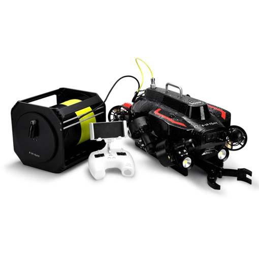 QyseaFifishW6 - Drone Sous-Marin Industriel