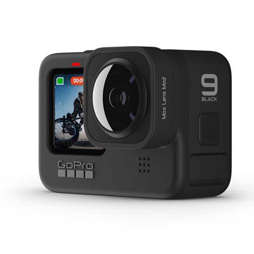 Module d'objectif Max GoPro pour HERO9