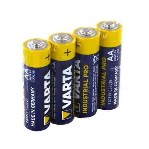 Lot de 4 piles LR06 (AA) - Varta