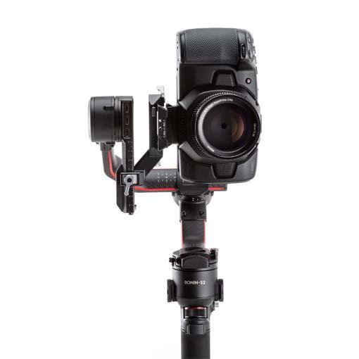 Support de caméra vertical DJI Ronin