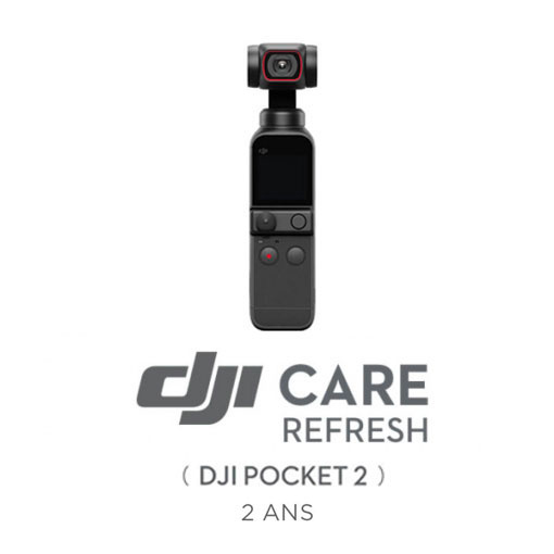 DJI Care Refresh pour Pocket 2 (2 ans)