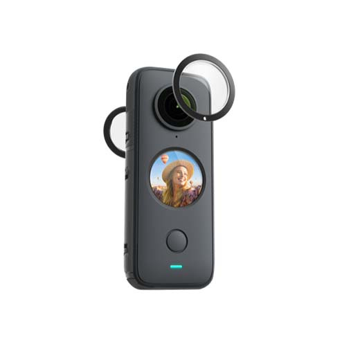 Lentille de protection pour Insta360 One X2
