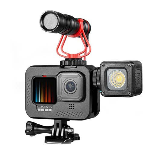 Cage LCE pour GoPro HERO9 Black