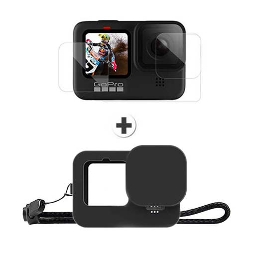 Kit Master Protect pour GoPro HERO9 Black