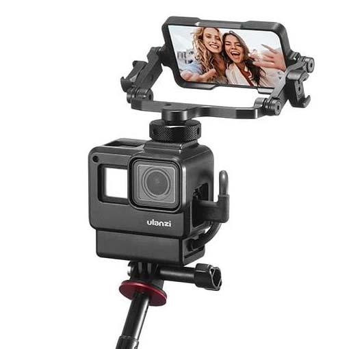 Miroir universel Ulanzi PT-14 pour caméra d'action
