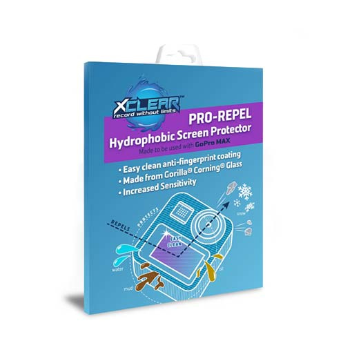 Xclear Pro Repel pour GoPro Max