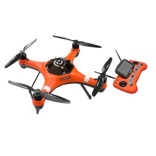 Drone étanche SplashDrone 3+ SwellPro