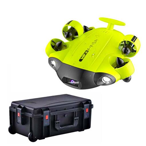 Drone sous-marin FiFish V6s Qysea + Valise Offerte