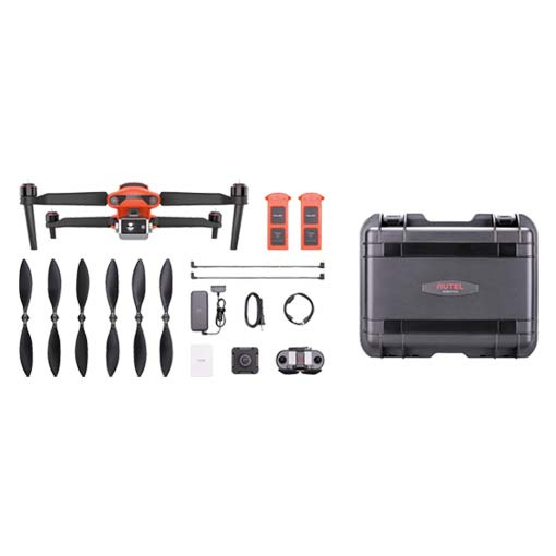 Autel Robotics EVO II Dual 640T - Rugged Bundle