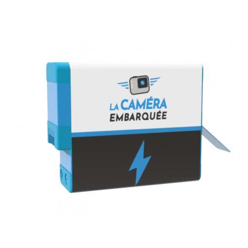 Batterie LCE pour GoPro HERO9 & HERO10