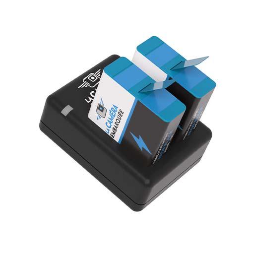 PowerPack LCE pour GoPro HERO9 & HERO10