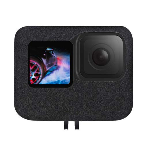 Bonnette anti-vent LCE Windslayer pour GoPro HERO9