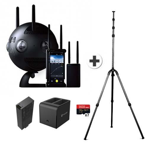 Pack Elite VR 360 - Insta360 Pro 2