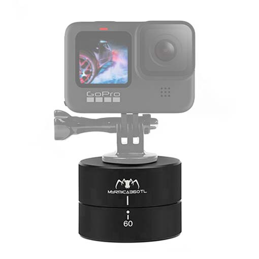 Support Timelapse 360 pour GoPro