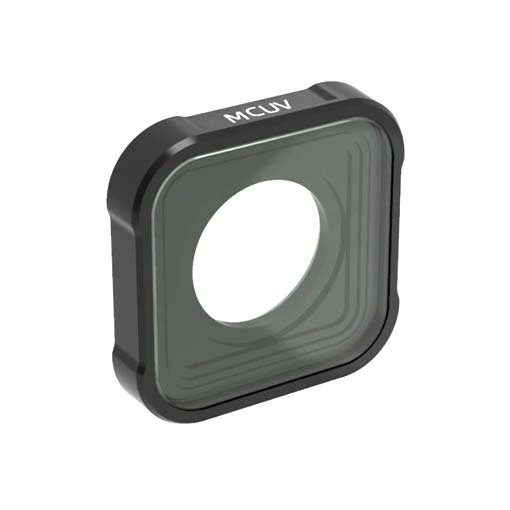 Filtre UV JuneStar pour GoPro HERO9 & HERO10