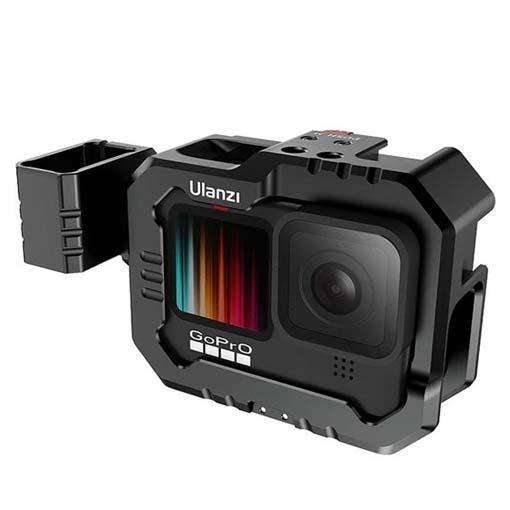 Vlog Cage améliorée Ulanzi en métal pour GoPro HERO9