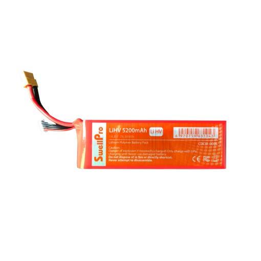 Batterie LIHV 4S 5200 MAH pour SplashDrone 3
