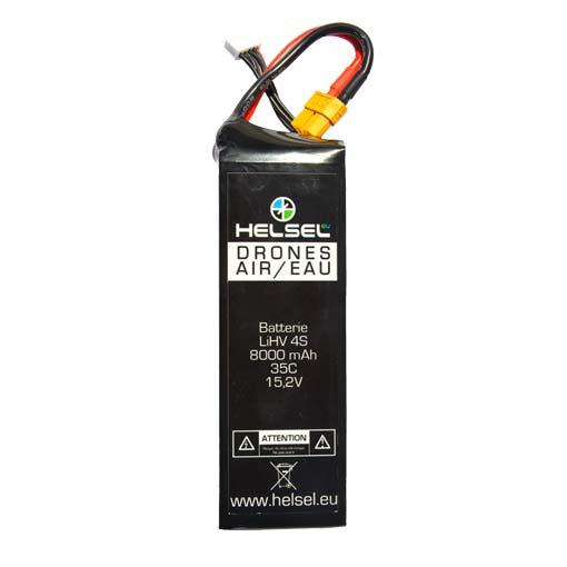 Batterie LIHV 4S 8000 MAH pour SplashDrone 3/3+