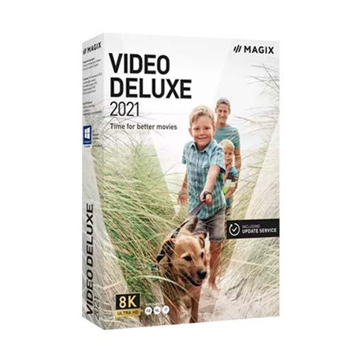 Magix Video Deluxe 2021