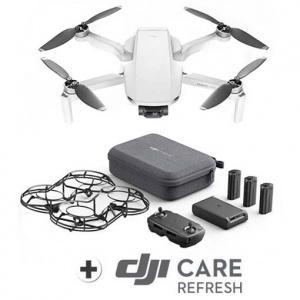 DJI Mavic Mini Fly More Combo + DJI Care offert !