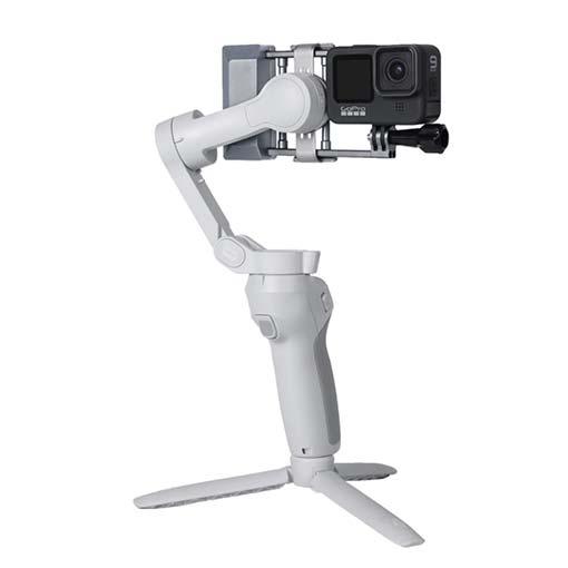 Adaptateur de caméra d'action Sunny Life pour Osmo Mobile 4