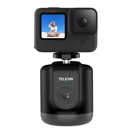 Telesin Smart auto face tracker stand