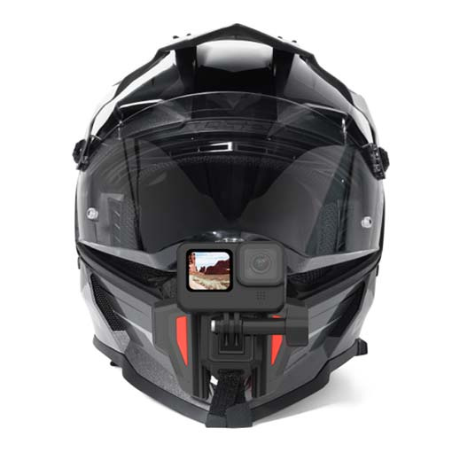 New Motorcycle Helmet for GoPro cameras