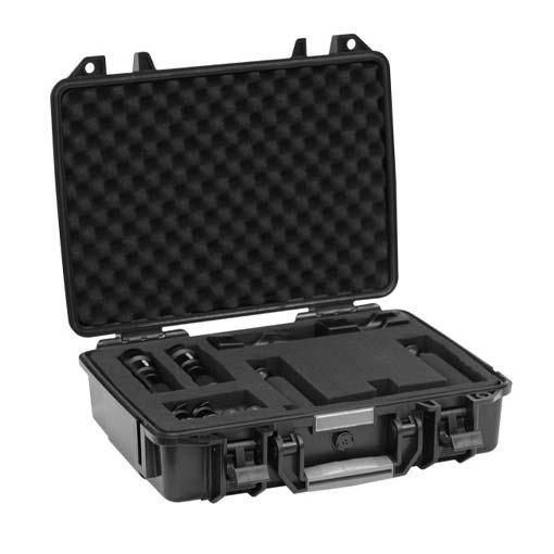 Pack Platine BigBlue - PC-GPTRAY-KITSET26BK2