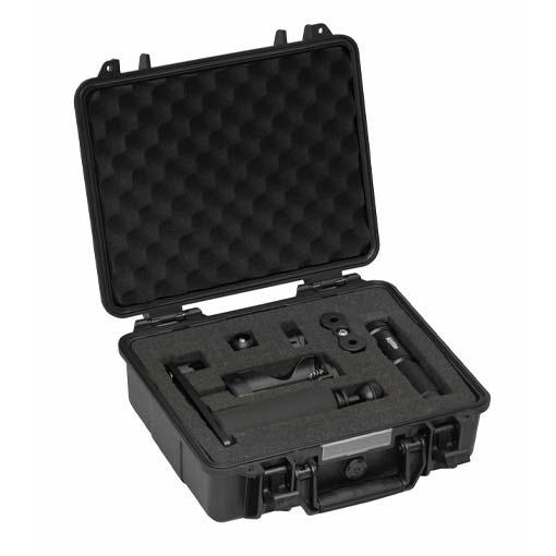 Pack Platine plongée 2600 Single Arm - PC-AL2600XWP-II-SA-BK
