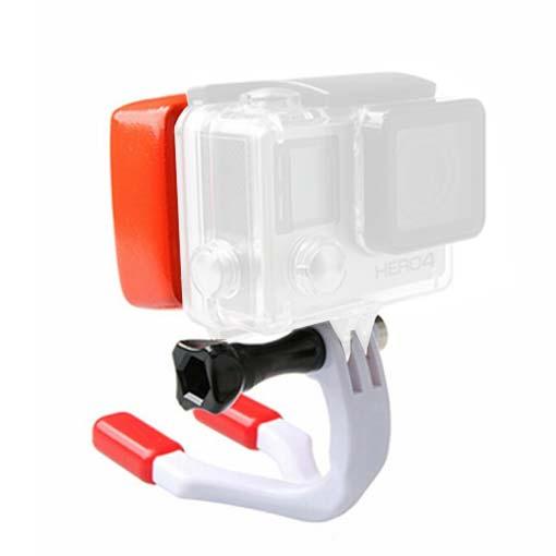 Fixation bouche + Flotteur LCE pour GoPro