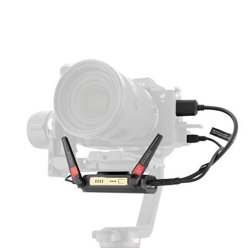 Emetteur vidéo transmount 2.0 pour Zhiyun