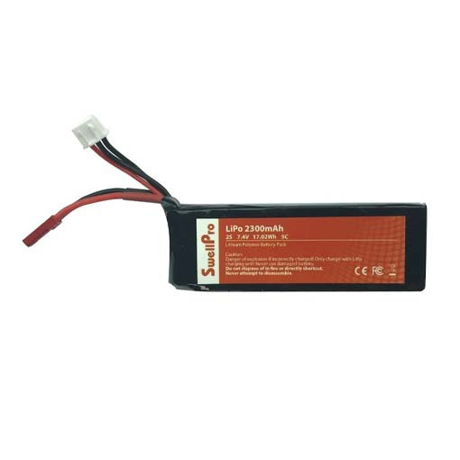 Batterie 2300mAh pour radiocommande SplashDrone 3+