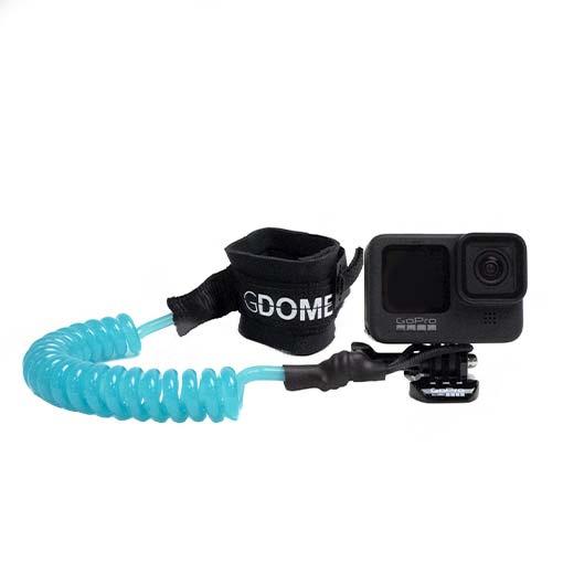 Dragonne de sécurité Gdôme pour GoPro