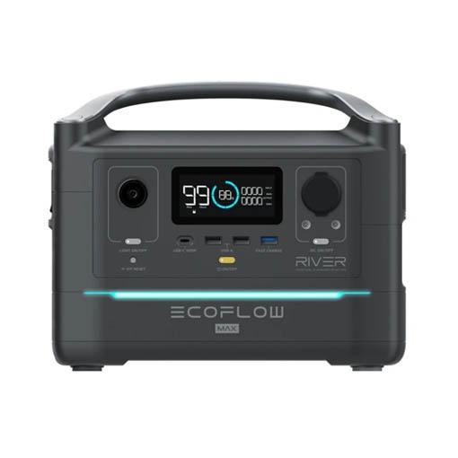EcoFlow Station d'alimentation portable RIVER Max