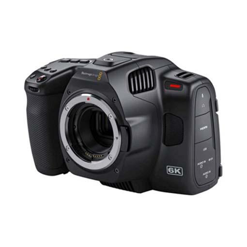 Blackmagic Pocket Cinéma Camera 6K Pro