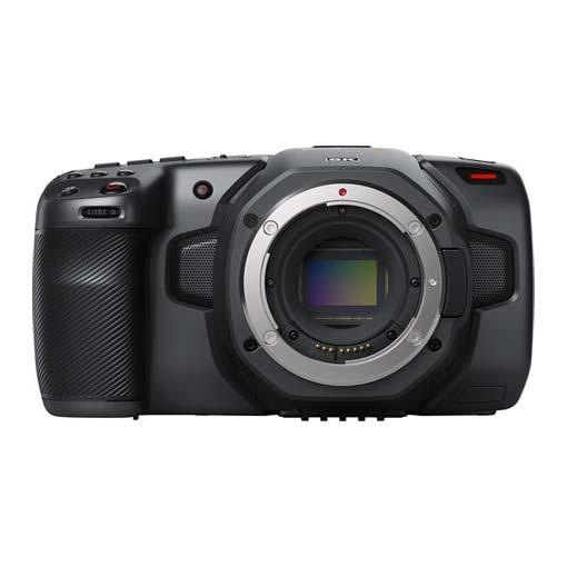 Blackmagic Pocket Cinéma Caméra 6K