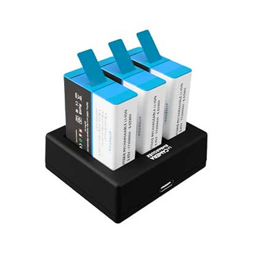 Maxi PowerPack LCE pour GoPro HERO9 et HERO10