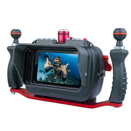 Caisson Hugyfot Vision XS pour GoPro HERO9 & HERO10