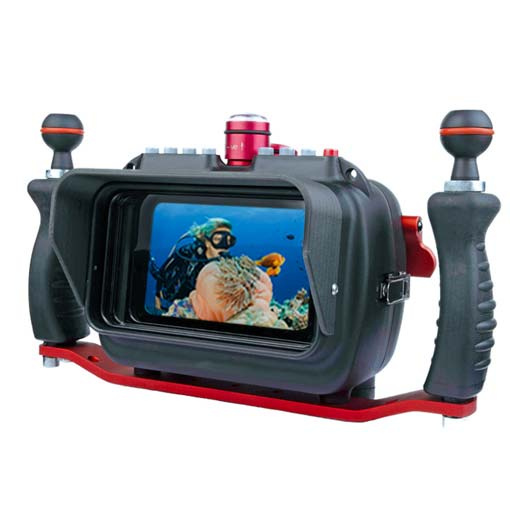 Hugyfot Vision XS pour GoPro HERO8