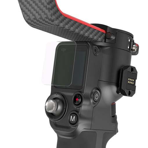 Films de protection pour DJI RS2