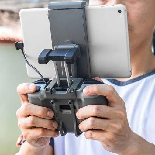 "Support tablette 7 à 10"" pour DJI Mavic Air 2 et DJI Mini 2"