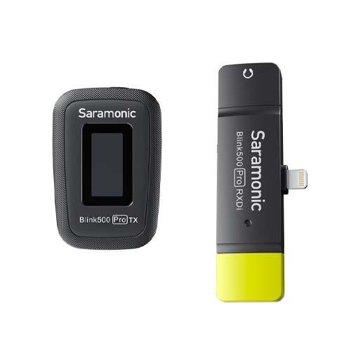 Micro sans fil Blink500 Pro B3 - Saramonic