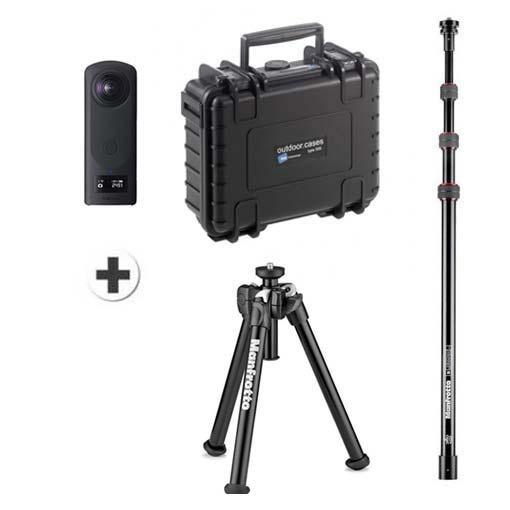 Pack Theta Z1 - Pro VR 360 Immobilier