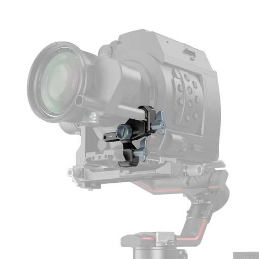 Support surélevé de moteur focus 2851 pour DJI RS2 - SmallRig